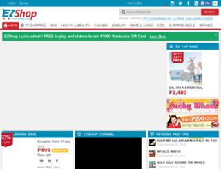 ezbuy.com.ph screenshot