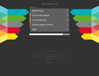 ezchiprepair.com screenshot