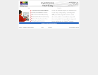 ezecom.com screenshot