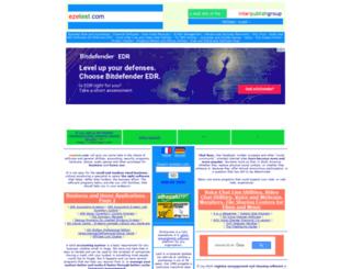 ezetest.com screenshot