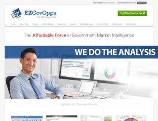 ezgovopps.com screenshot
