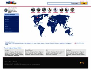 ezilon.com screenshot