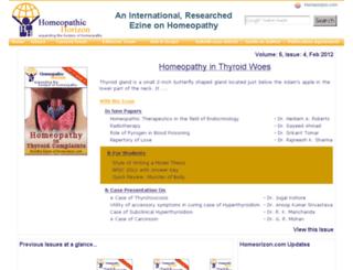 ezine.homeorizon.com screenshot