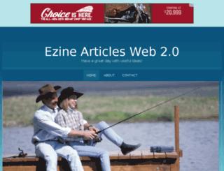 ezinearticles.bravesites.com screenshot
