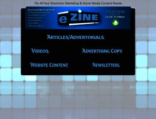 ezineinc.com screenshot