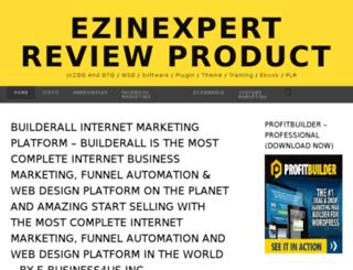 ezinexpert.com screenshot