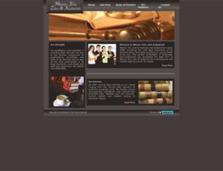 ezklaw.com.my screenshot