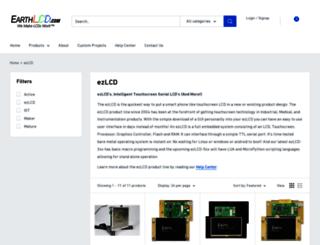 ezlcd.com screenshot