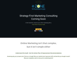 ezonevirtualservices.com screenshot