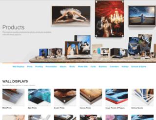 ezphototemplates.com screenshot