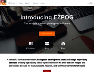 ezpog.com screenshot
