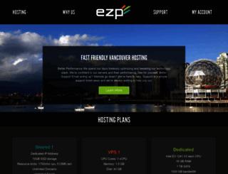 ezprovider.net screenshot