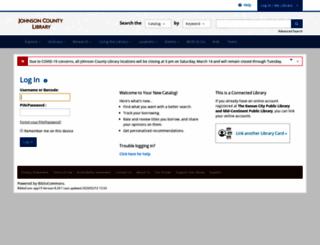 ezproxy.jocolibrary.org screenshot