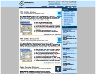 ezsoftmagic.com screenshot