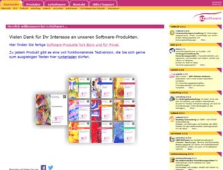 ezsoftware.de screenshot