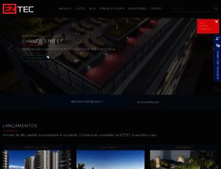 eztec.com.br screenshot