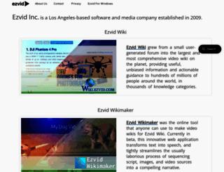ezvid.com screenshot