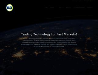 ezxinc.com screenshot
