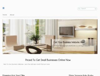 ezybizwebsites.biz screenshot