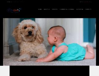 ezydry.com.au screenshot