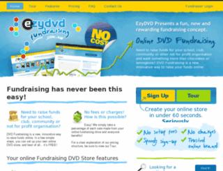 ezydvdfundraising.com.au screenshot