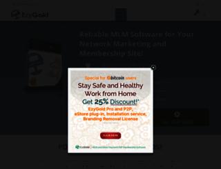 ezygold.com screenshot