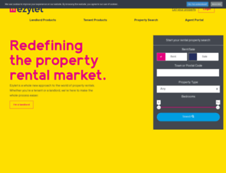 ezylet.com screenshot