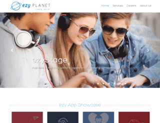 ezyplanet.com screenshot