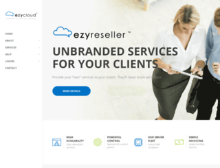 ezyreseller.com.au screenshot