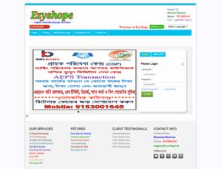 ezyshope.in screenshot
