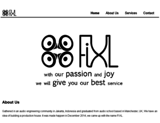 f-i-x-l.com screenshot