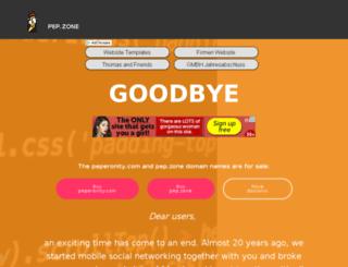 f.pepst.com screenshot