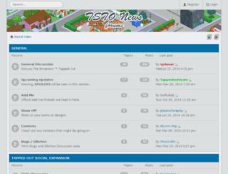 f.tstonews.com screenshot