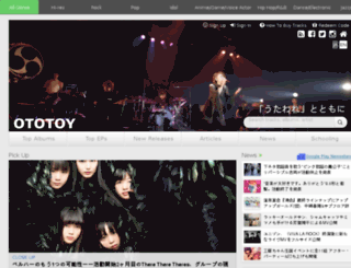 f01.ototoy.jp screenshot