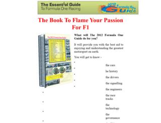 f1-guide.com screenshot