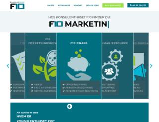 f10.dk screenshot