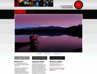 f11magazine.com screenshot