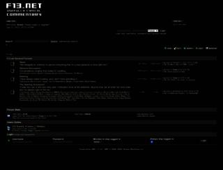 f13.net screenshot