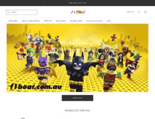 f1boat.com.au screenshot