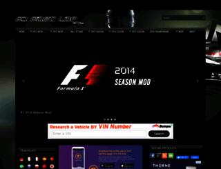 f1fastlap.blogspot.com screenshot