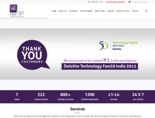 f1infoservices.com screenshot