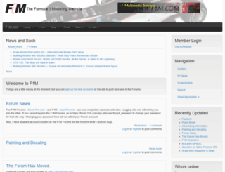 f1m.com screenshot