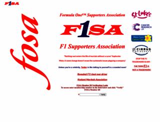 f1sa.com screenshot