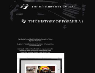 f1testdriverteam.blogspot.co.uk screenshot