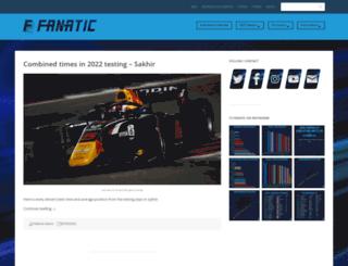 f2fanatic.wordpress.com screenshot
