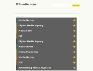 f2fmedia.com screenshot