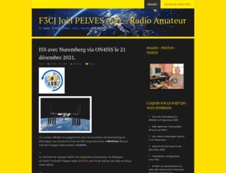 f3cjnepal.wordpress.com screenshot