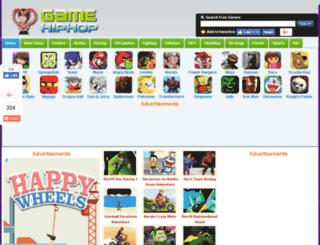 fa.gamehiphop.com screenshot