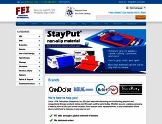 fab-ent.com screenshot