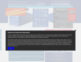 fabandsitecontainersales.com screenshot